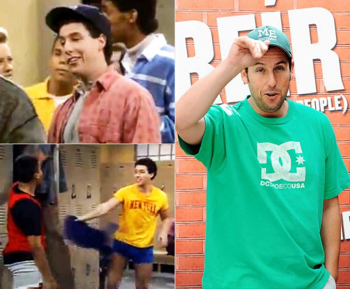 Adam Sandler Cosby Show the cosby show: where are they now? - slide 21 | the cosby