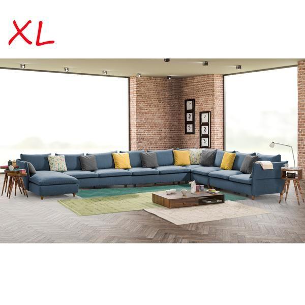 Milano Xl U Shape Sofa Mi006bxl U Shaped Sofa Outdoor Sectional Sofa Retail Furniture