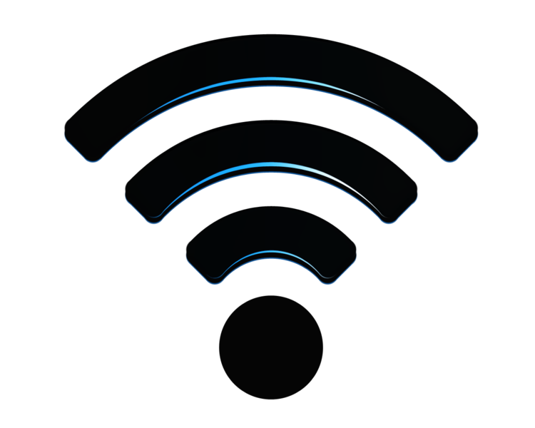 Wireless symbol as the inspiration for the revised internet