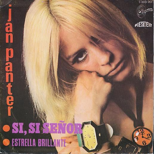 Jan Panter - Si Si Señor / Estrella Brilliante at Discogs