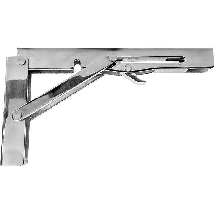 Stainless Steel Folding Seat Bracket Macdougalls