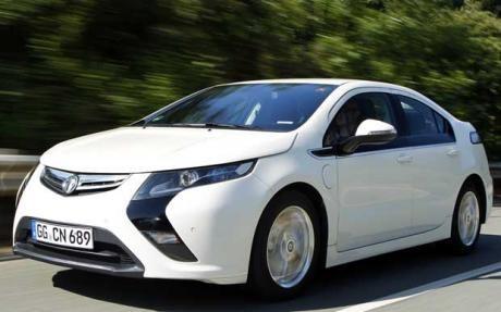 Vauxhall Ampera Prototype Review Car Manufacturers Car Sport Cars