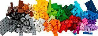 Colorful lego!