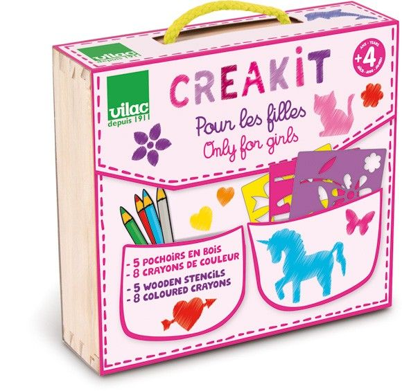 CREAKIT only for girls | LittleOne exclusieve kinderkleding