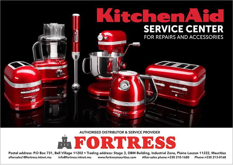 FORTRESS - KITCHENAID SERVICE CENTER. Tel: 210 1680 ...