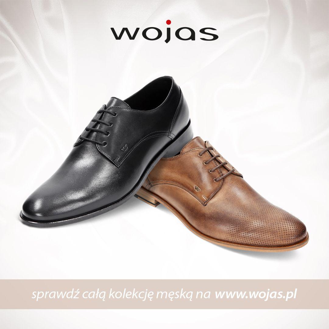 Formalne Wyscie Rodzinna Uroczystosc A Moze Slub W Meskiej Kolekcji Marki Wojas Znajdziesz Obuwie Idealne Na Kazda U Dress Shoes Men Oxford Shoes Dress Shoes