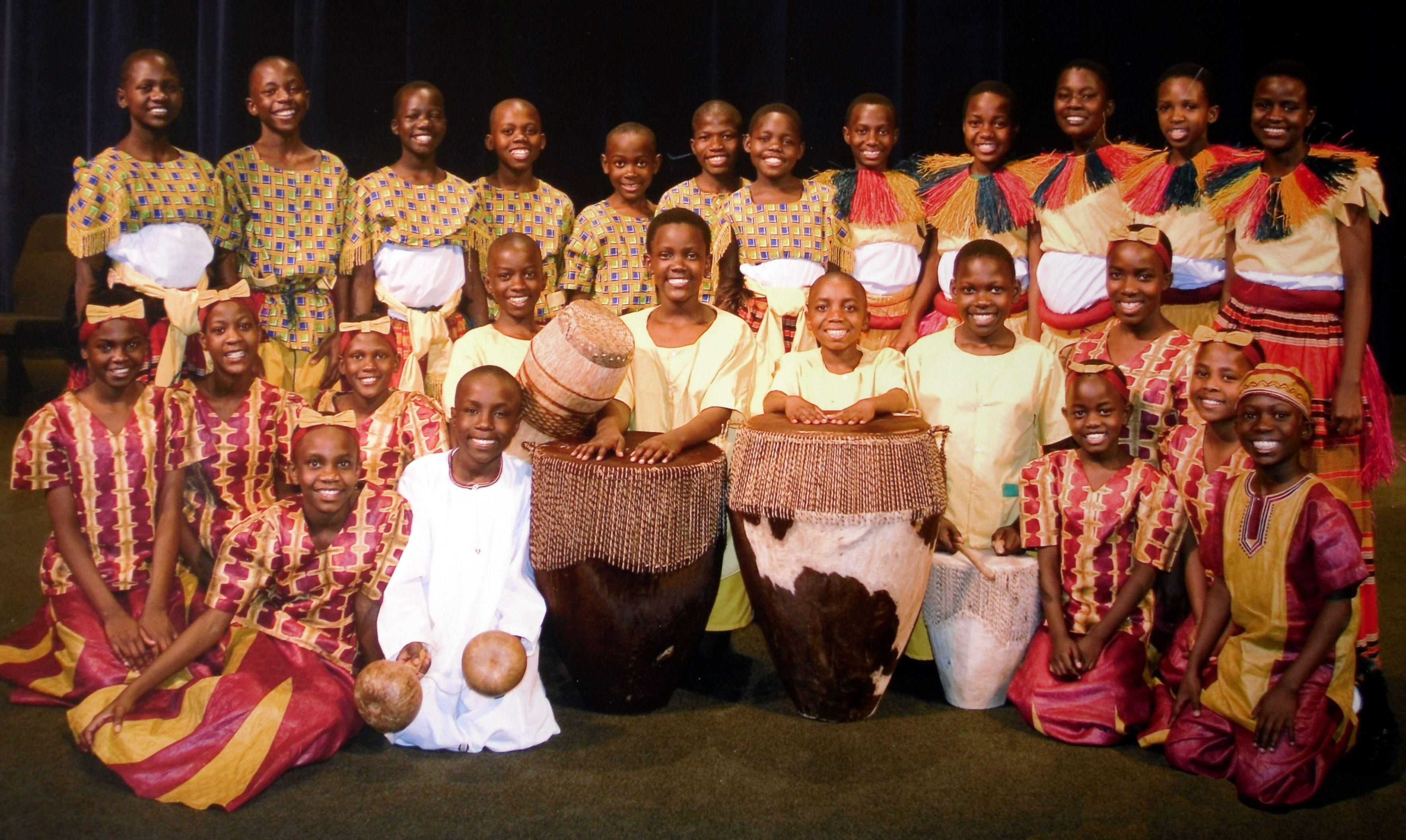 2nd Mwangaza Choir - 2006 USA