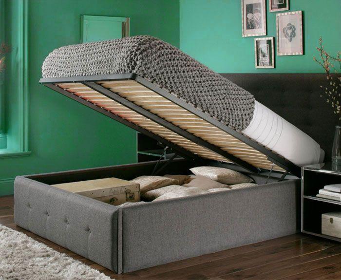 Der grüne Raum ein Schlafzimmer für 2013 Bett lagerung