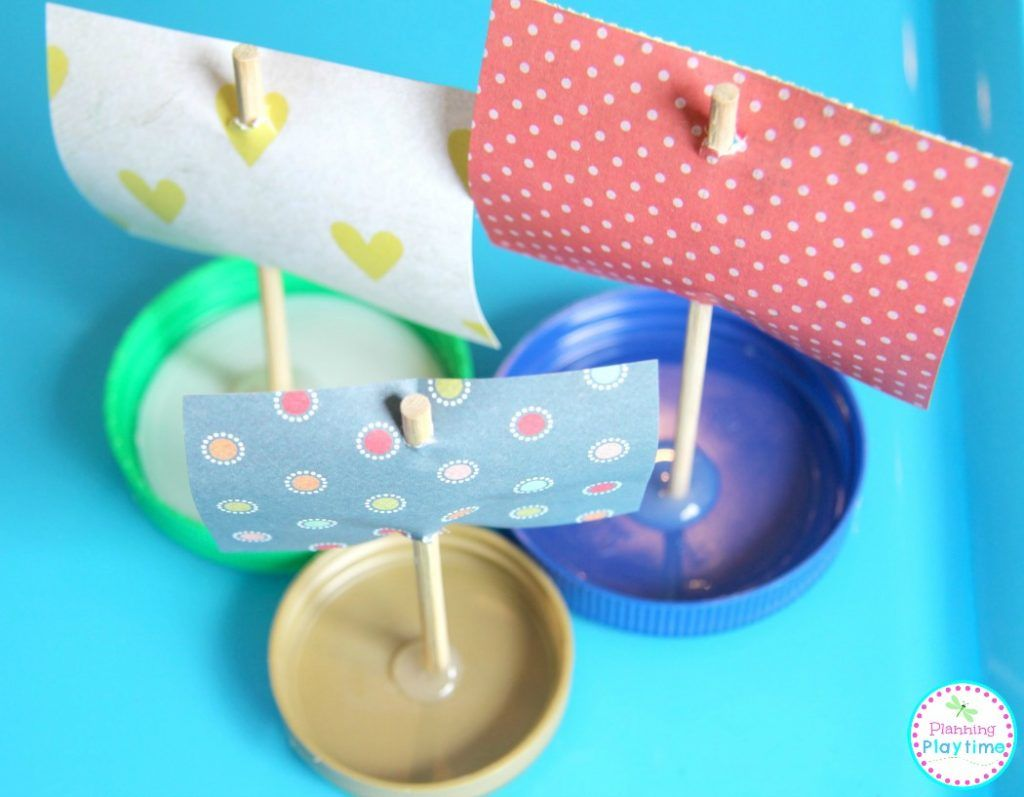 15 fun boat crafts for kids boat crafts boating and bottle
