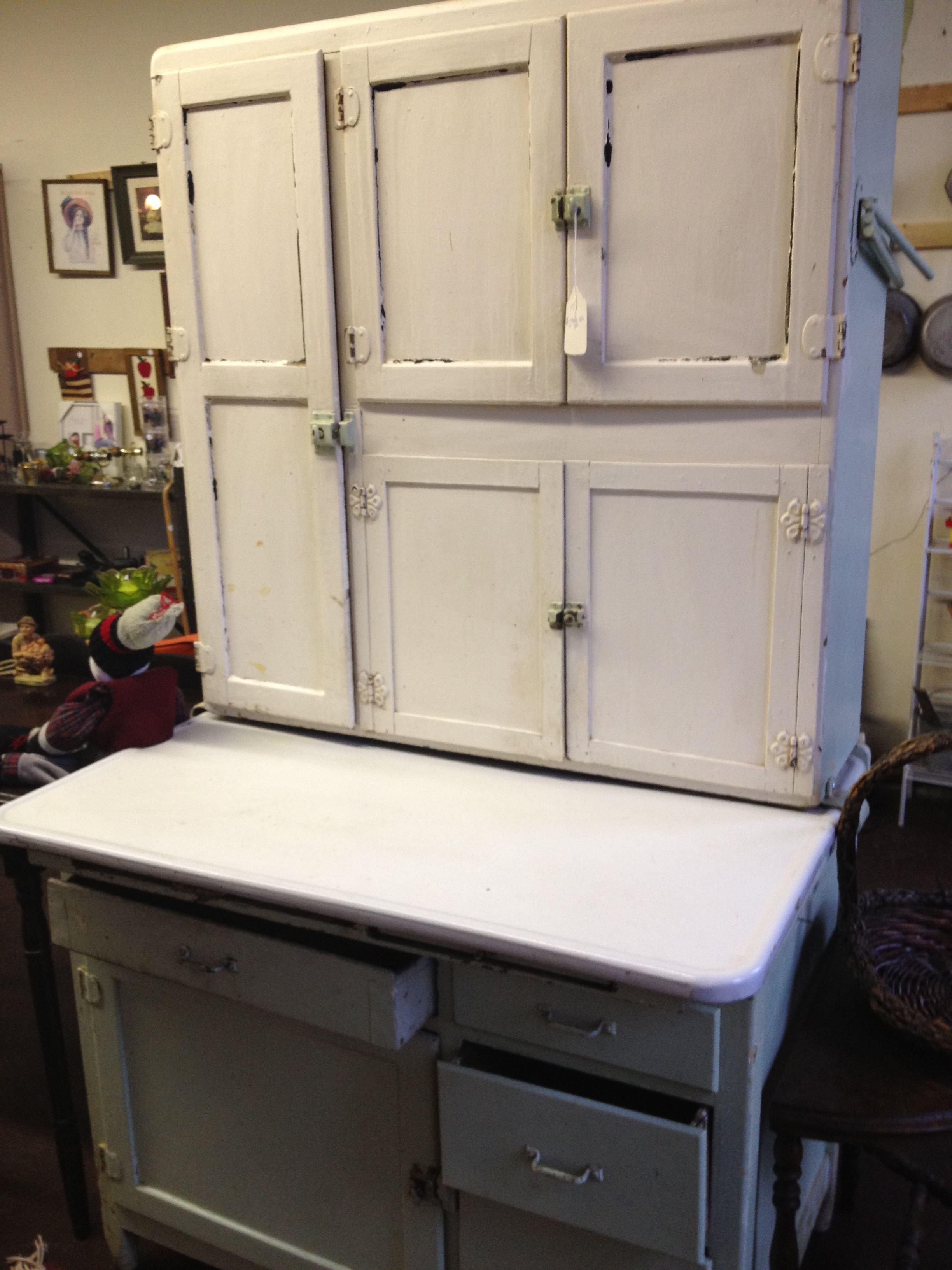 antique kitchen cabinet $200.00 at ghost in the attic antique mall ...