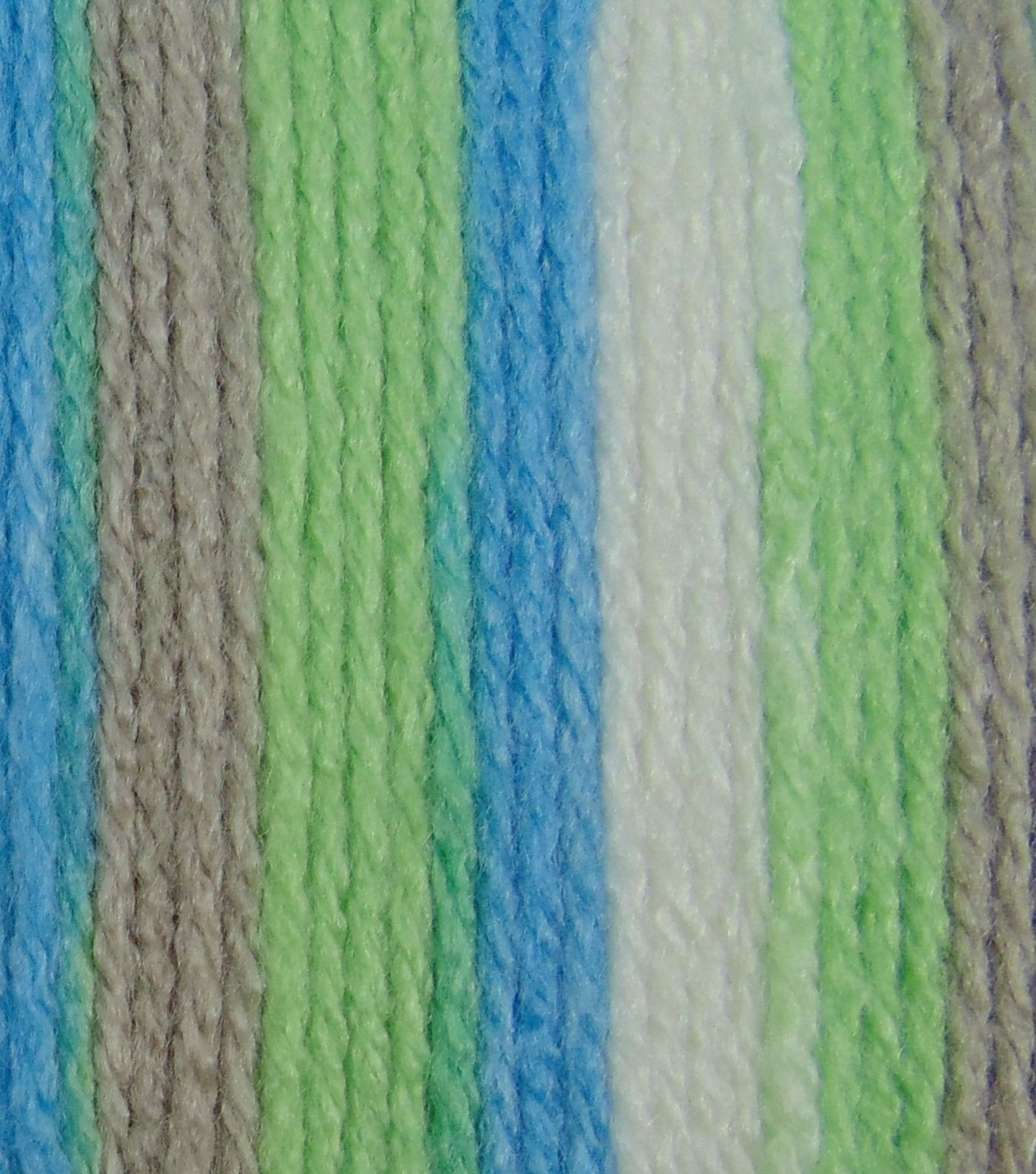 Big Twist? Collection Baby Yarn - Frog Pond Stripes