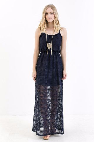 What S New Maxi Dress Dresses Crochet Maxi Dress
