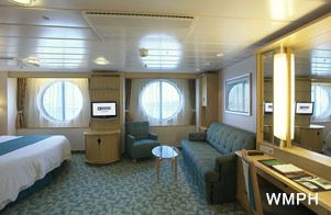 Freedom Of The Seas Category Fo Cabin 2268 Your Family Suite
