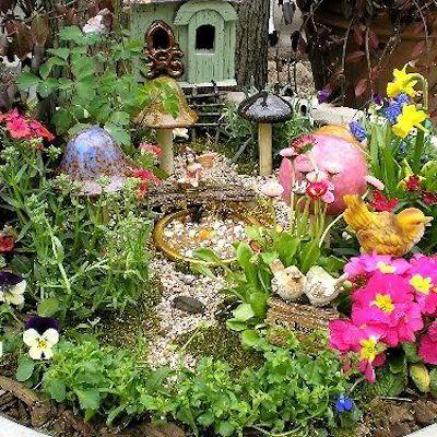 15 diy fairy garden ideas mothers home