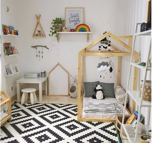 How To Create A Montessori Room The Prepared Environment From 1