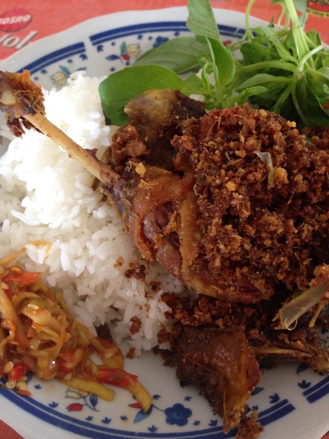Resep Bebek Sinjay : resep, bebek, sinjay, Bebek, Sinjay, (Crispy, Fried, Duck)., Madura,, Indonesia, Masakan, Indonesia,, Resep, Masakan,