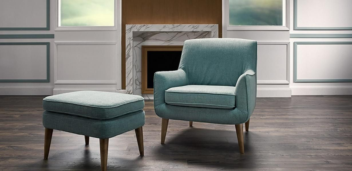 Beni By Nick Scali Cosy Armchair With A Great Range Of Capri