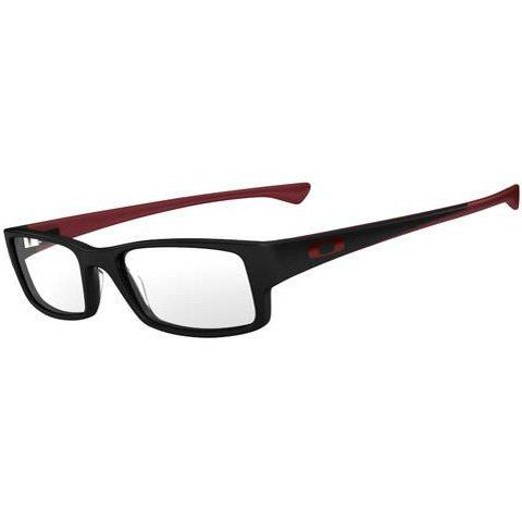 e1baad1af9 Oakley Servo Men s Lifestyle Prescription RX Frame - Black Brick   Size  51-18-140 by Oakley.  140.00. Dual colors of durable acetate highlight a  confident ...