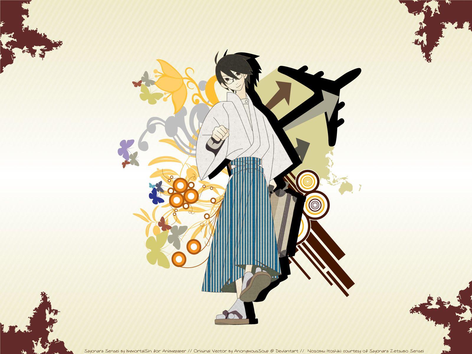 Sayonara Zetsubou Sensei Part 5 8o8gef 100 さよなら絶望先生