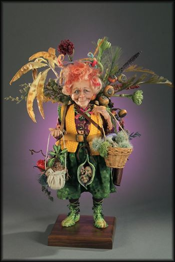 Creager Studios... One of My Favorite Character Dolls.....She is Amazing!!!