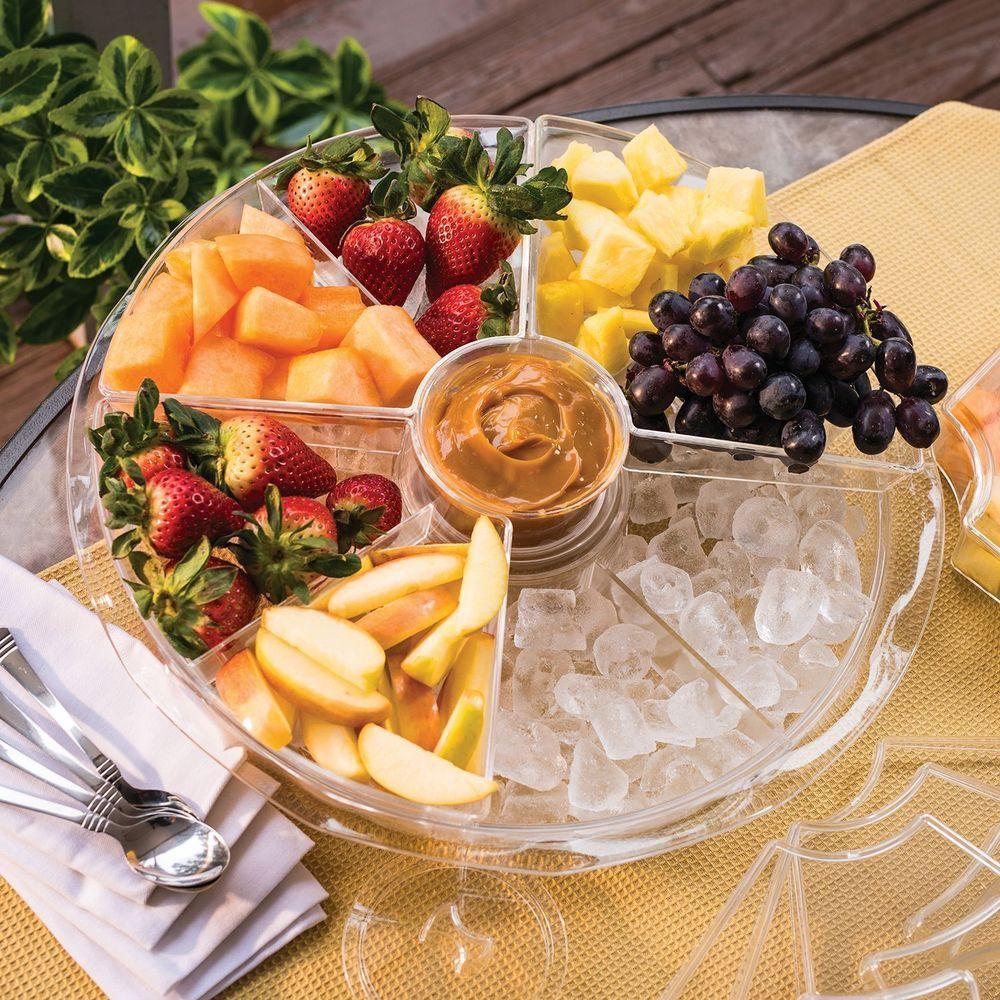 Kitchen Millenium Iced Appetizer 12-Piece Set   #KitchenMillenium