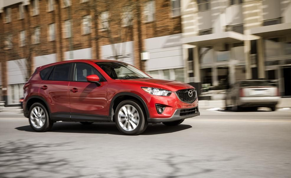 2014 Mazda CX5 2.5 AWD Pictures Mazda