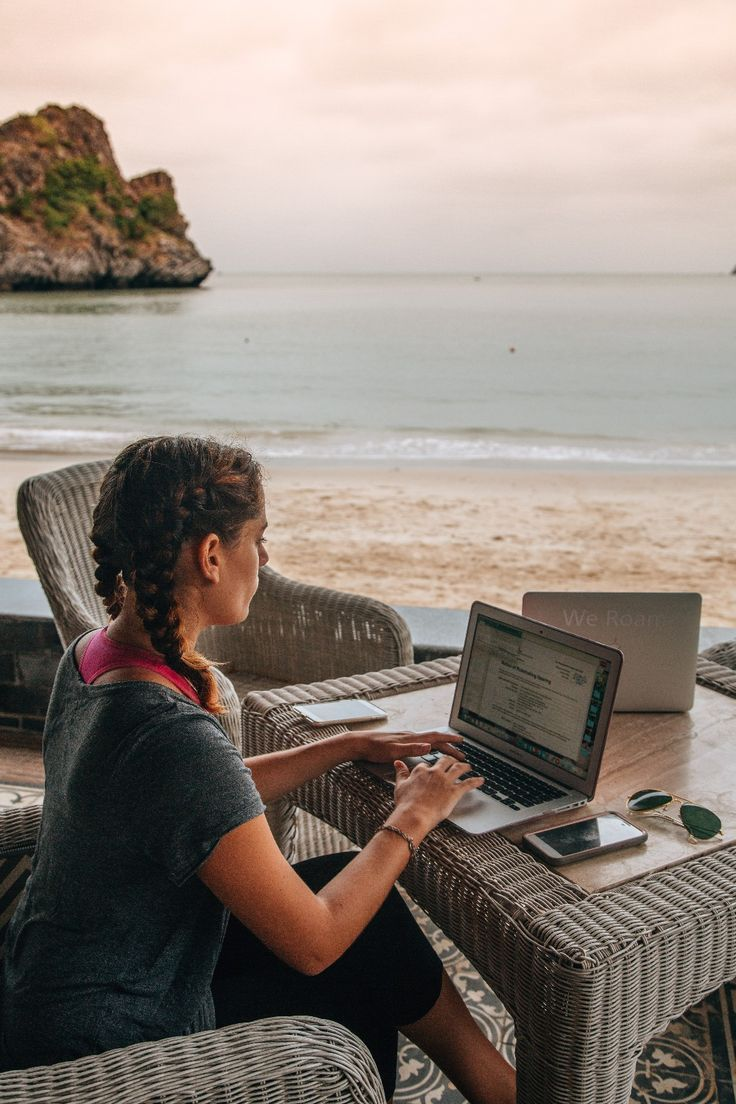 Digital Nomads and the Remote Work Revolution Happier