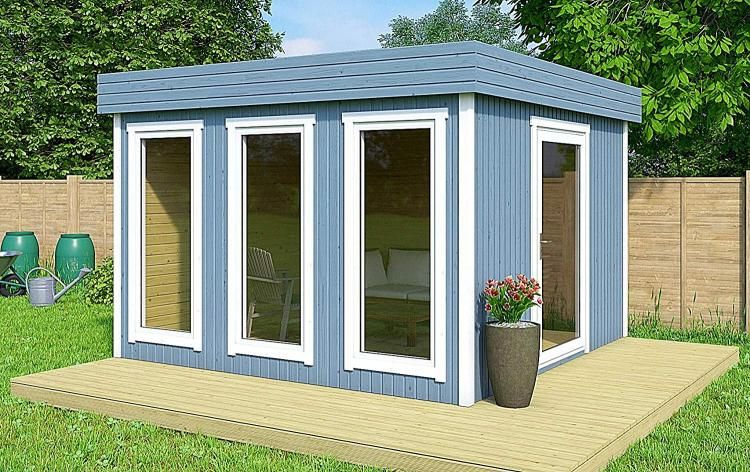 Amazon now has a diy backyard guest house that can be