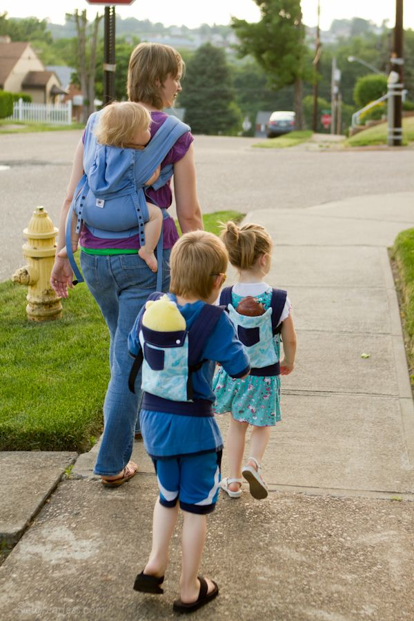 Beau Baby Doll Carrier (and my new blog-crush) | Baby doll carrier ...