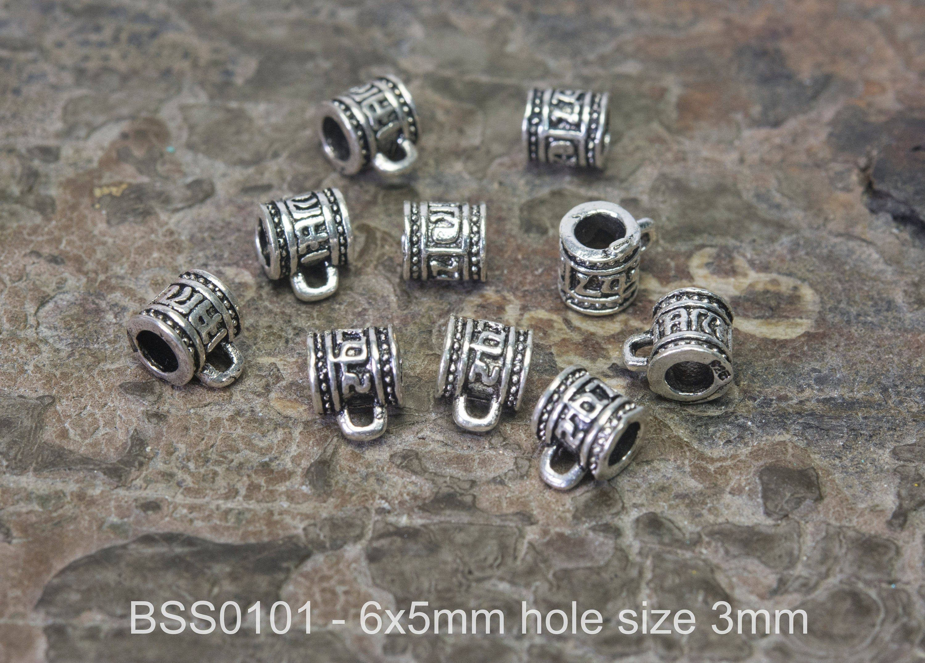 60pcs 3mm 4mm 6mm Jewelry Making Findings Sterling Silver Open Jump Rings