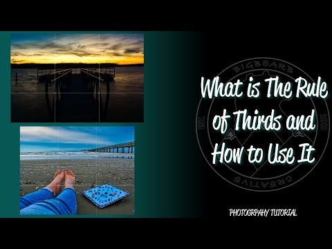 Are you a #photographer who wants to improve your #composition  technique? Have you tried the #RuleofThirds? If you'd like to know more about this rule and how to use it, go checkout my video! #photography #photographylovers