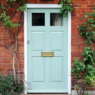 Front Door Colors on Houzz: Tips From the Experts | Home Ideas ...