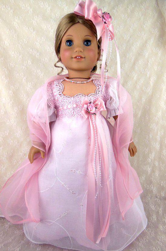 Regency Gown, Pantalettes, wrap & headpiece ebay