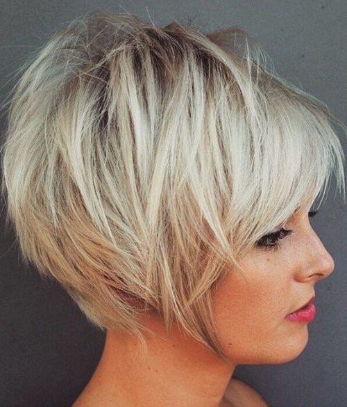 Best Short Edgy Haircuts 2018 For Women To Look Awesome Bobs For