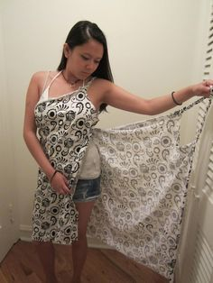 ed8a4acc1b49d Sew....making this....DIY BEACH WRAP....Love this project. | Sewing ...