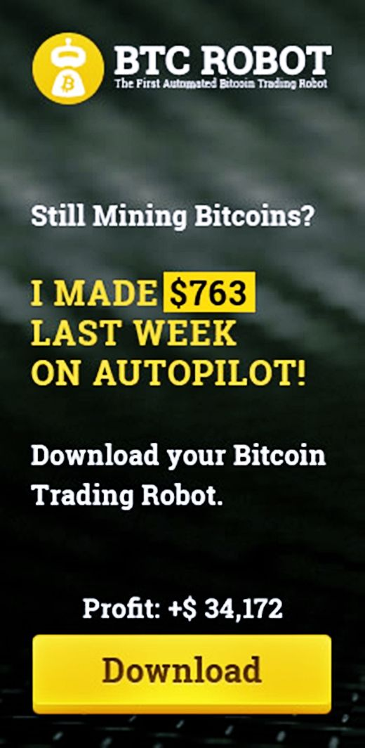 Bitcoin Trading Robot http://zti.me/bitcoinrobot The World`s first ...