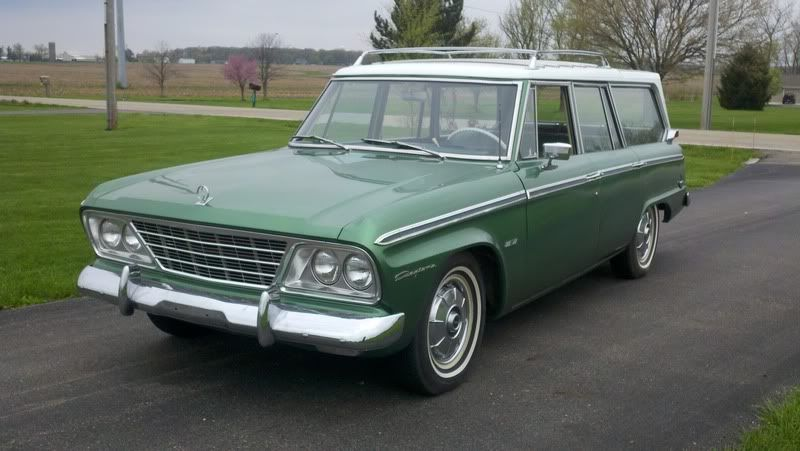 Tri Star Motors >> 1964 Studebaker Wagonaire | Studebaker 1852-2007 | Cars, Trucks, Vehicles