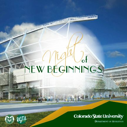 Night of New Beginnings: In December 2014, the Board of Governors endorsed Dr. Tony Frank's plans to move forward with the on-campus stadium.