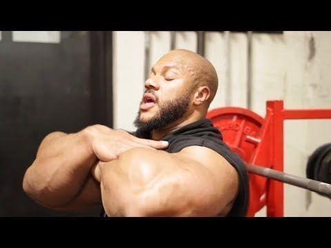 PHIL HEATH - Front Squat Workout | Explanation - YouTube #Philheath #Fitness #philheath PHIL HEATH -...
