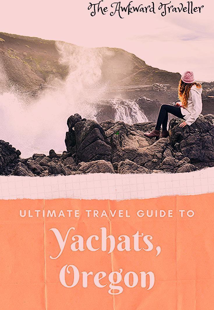 Yachats Oregon Shopping travel