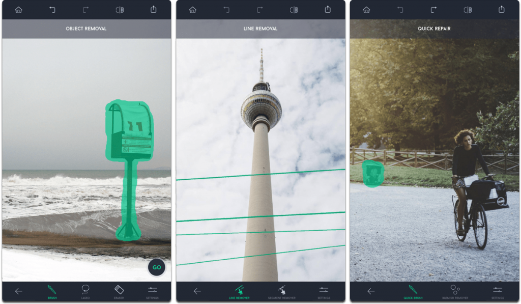 5 Photo Retouching Apps for iPhone to Remove Unwanted