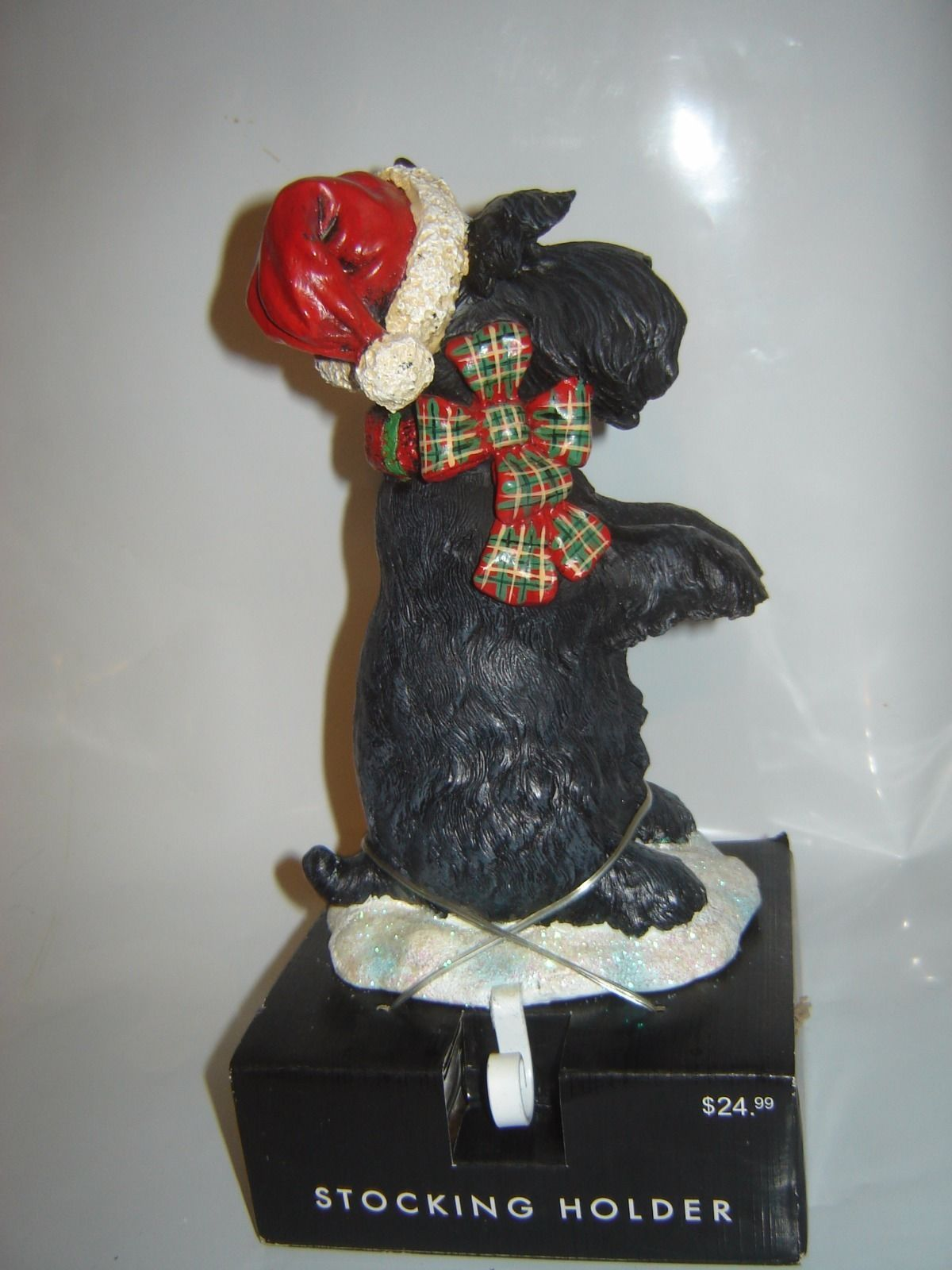 Mastiff Stocking Holder Hanger