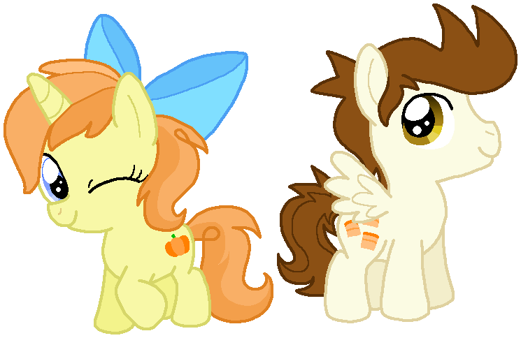Mlp Pound Cake And Pumpkin Cake Google Search My Little Pony