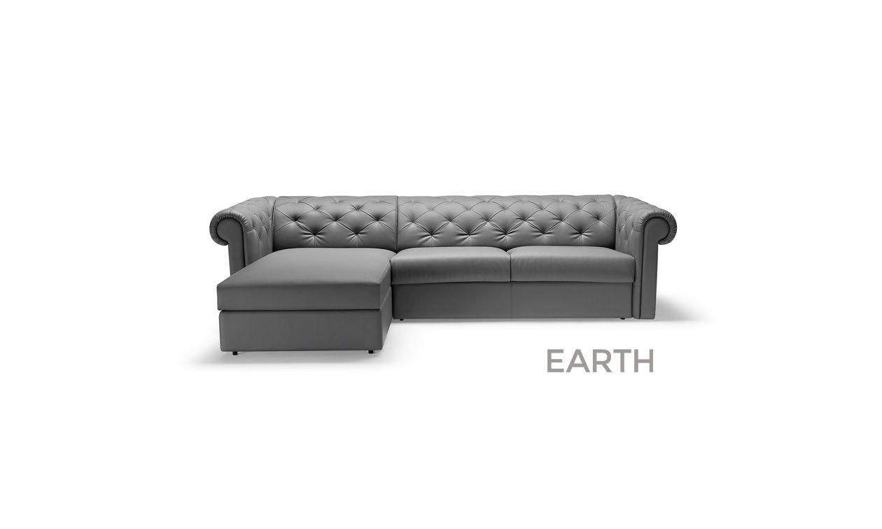 Divani e poltrone Noctis,divano-letto Earth #rifarecasa ...