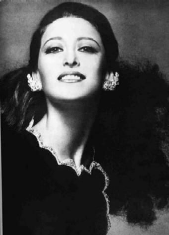 Maya Mikhailovna Plisetskaya