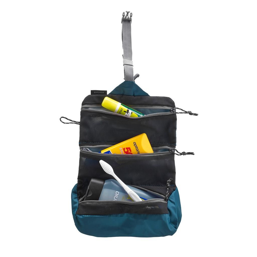 photos officielles 26478 9a0d0 Ultralight and Ultracompact Toiletry Bag | hyped to hike ...