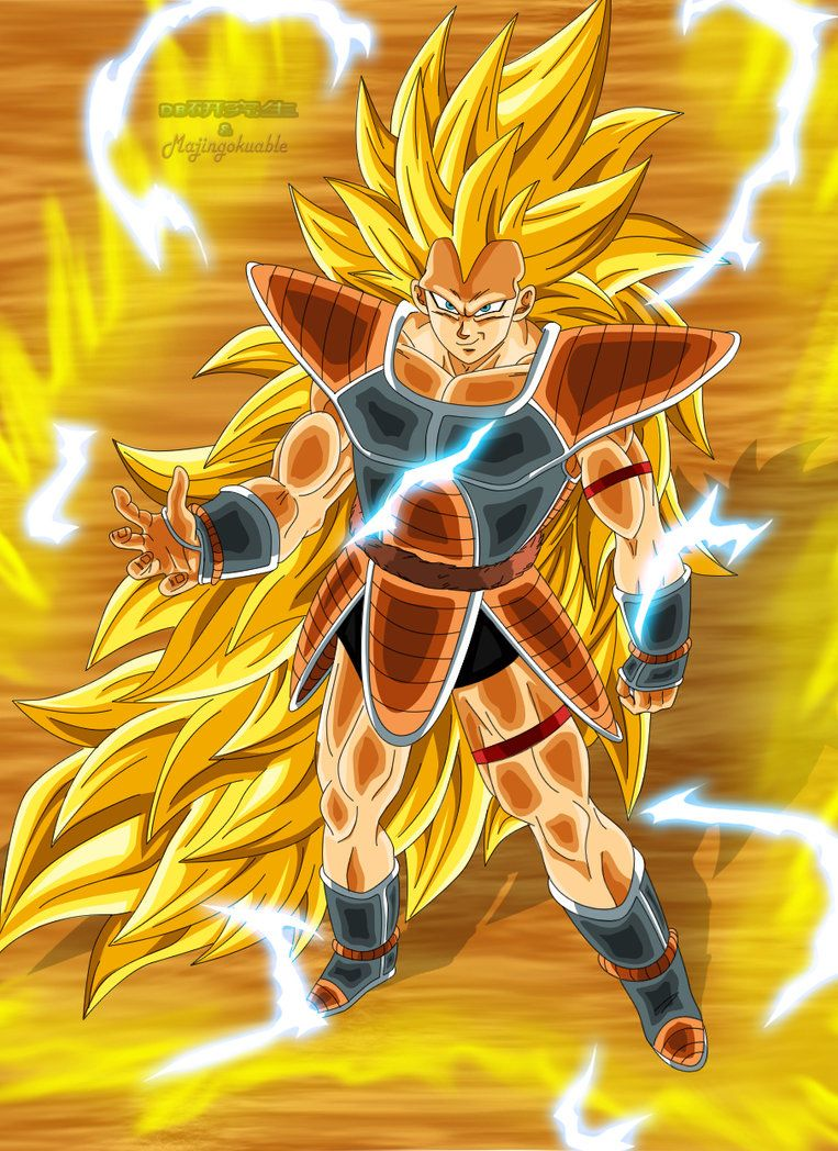 Raditz Ssj3 By Majingokuable Dragon Ball Z Pinterest Dragon