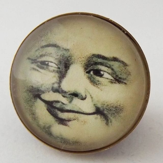 moon face vintage
