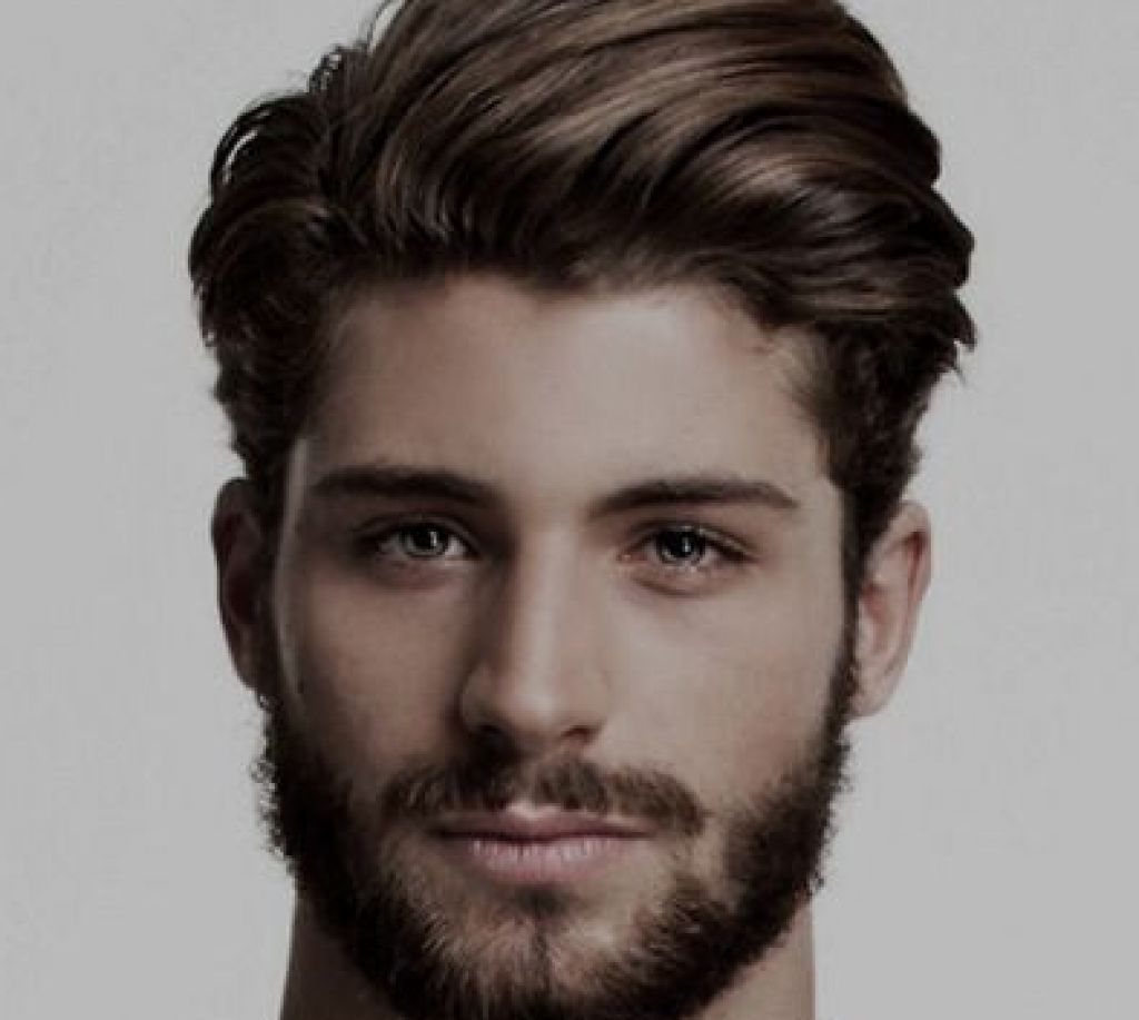 Mens haircuts medium length the best medium length hairstyles for men throughout mens medium