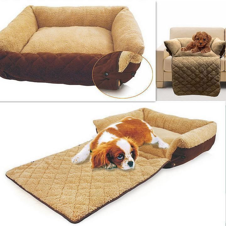 Dog/Cat Bed Soft Warm Pet Cushion Puppy Sofa Couch Mat Kennel Pad Furniture